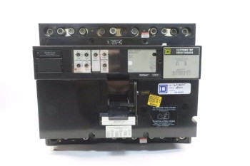 SQUARE D NXL361000G 3P MOLDED CASE CIRCUIT BREAKER