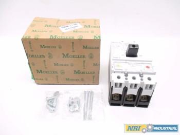 MOELLER NZMH2-A200 3P MOLDED CASE CIRCUIT BREAKER