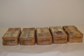 LOT OF 5 BOXES LUVATA OHIO DOME NOSE CAP ELECTRODES