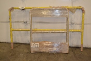 LOT OF 2 SAFETY RAILINGS