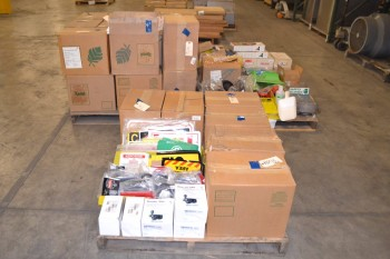 3 PALLETS OF ASSORTED SAFETY EQUIPMENT