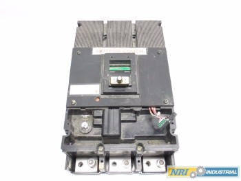 MERLIN GERIN 1200A MOLDED CASE CIRCUIT BREAKER