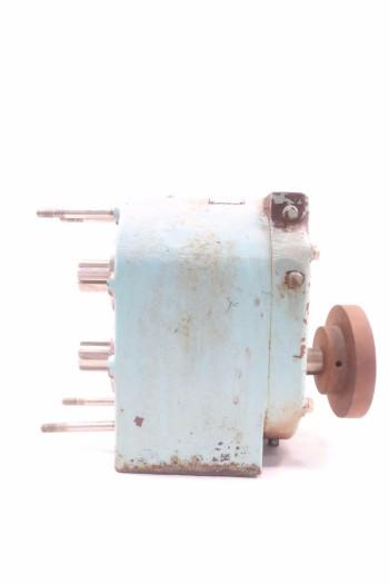 TRI CLOVER PR25-UH2-ST-S ROTARY LOBE PUMP