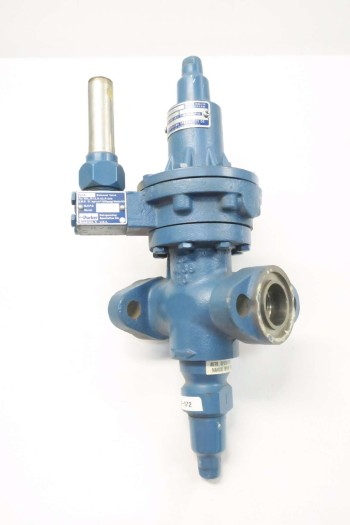 PARKER A4AD PRESSURE REDUCING REGULATOR VALVE