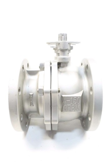 MD MODENTIC 4 INCH BALL VALVE