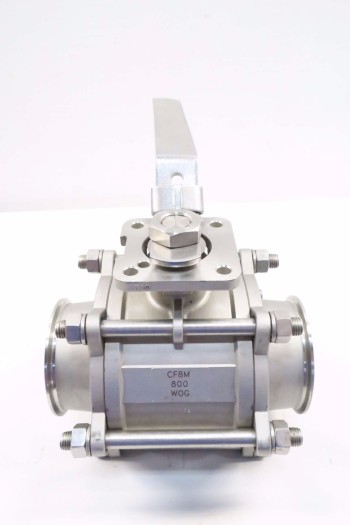 TOP LINE 4 INCH BALL VALVE