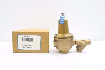 WATTS 223 PRESSURE REDUCING REGULATOR VALVE
