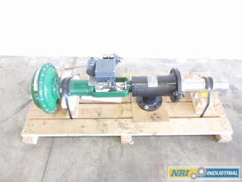 NRI Industrial Sales Inc. for event Assorted Valves from Pulp and Paper, Food and Oil Industries