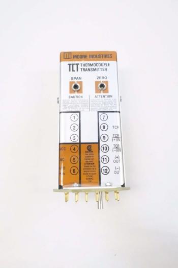 MOORE TCT/J2-5MVFS/4-20MA/117AC-LSA TRANSMITTER