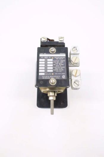 ALLEN BRADLEY 809-A09E CONTROL