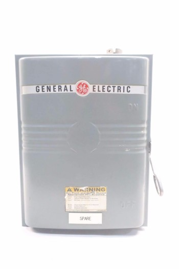 GENERAL ELECTRIC GE TC60462 DISCONNECT SWITCH