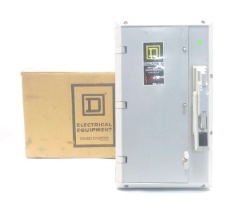SQUARE D HU362DX DISCONNECT SWITCH