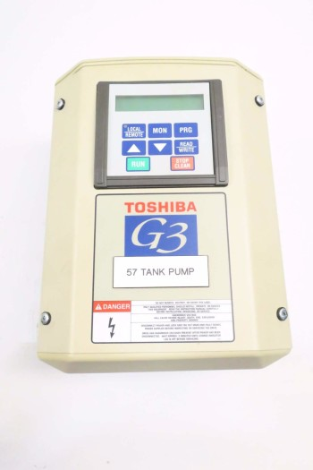 TOSHIBA VT130G3U4080 MOTOR DRIVE