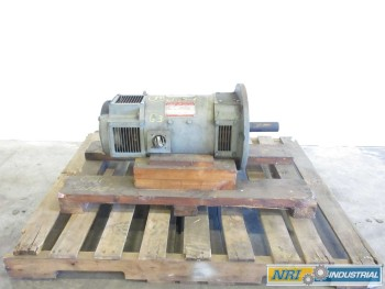 GENERAL ELECTRIC GE 5CD153RD808A800 ELECTRIC MOTOR