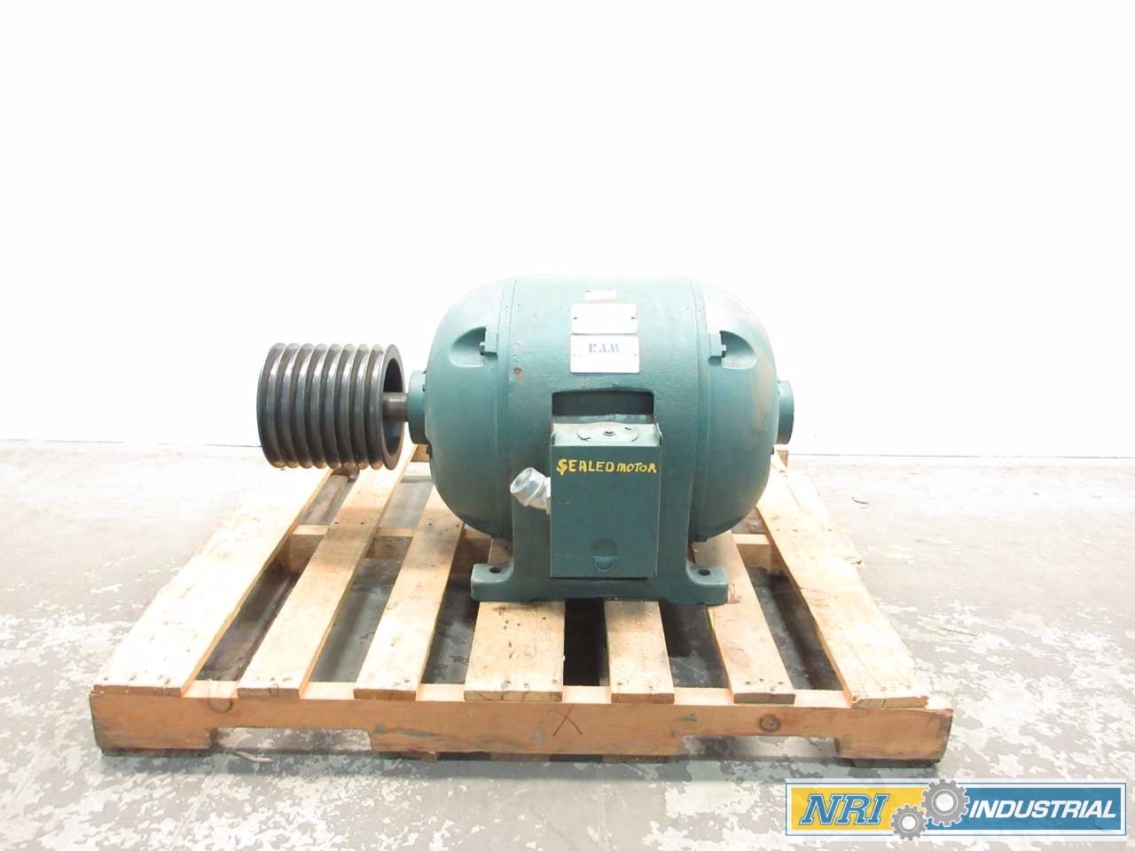 GENERAL ELECTRIC GE 5K1405AG23 ELECTRIC MOTOR