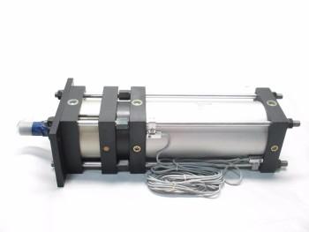 SMC CDL1F125-240F-A53L PNEUMATIC CYLINDER