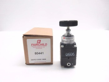 FAIRCHILD 80441 PNEUMATIC REGULATOR