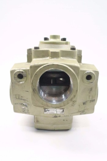 ROSS 2753A9001 PNEUMATIC VALVE BODY AND MANIFOLD