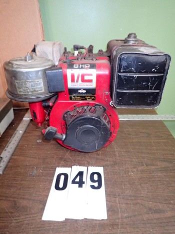 Briggs & Stratton 8HP 4-Cycle Gasoline Engine