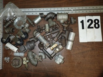 Hardware incl. Pipe Fittings & Casters