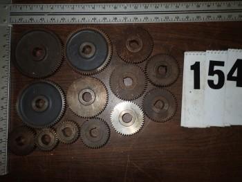 Lathe Change Gears, 7/8\