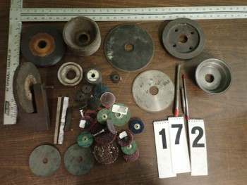 Abrasives incl. Diamond Wheels, Diamond Dresser Points, Grinding Wheels