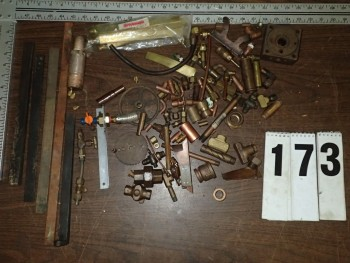 Assorted Brass & Copper Parts