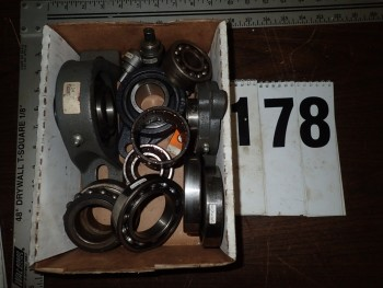 flat of bearings