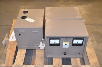 LOT OF 3 DARRAH DEC 6-350 POWER SUPPLYS