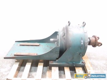 RELIANCE DU50A2 MASTEREDUCER 7.6:1 GEAR REDUCER