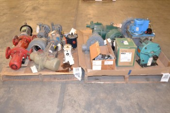 2 PALLETS OF ASSORTED PUMPS