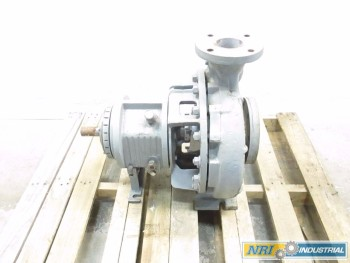 ITT 4 IN 3 IN 13 IN 1-3/8 IN IRON CENTRIFUGAL PUMP