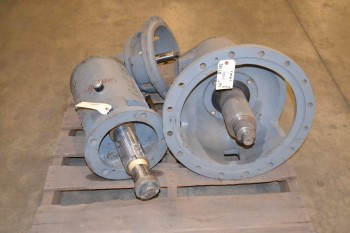 LOT OF 3 ASSORTED PUMP REPLACEMENT PARTS