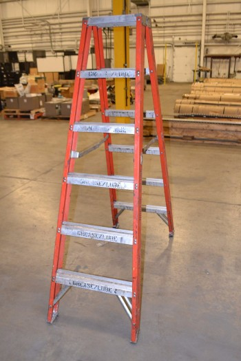 LOUISVILLE A FRAME LADDER, 6\'