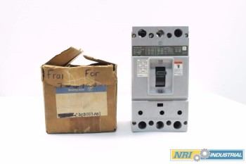 WESTINGHOUSE HLB2400F 400A CIRCUIT BREAKER