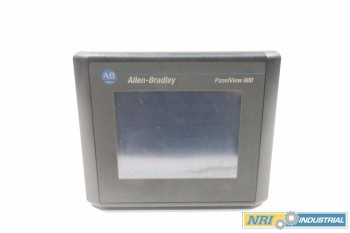 ALLEN BRADLEY PANELVIEW 600 OPERATOR INTERFACE PANEL