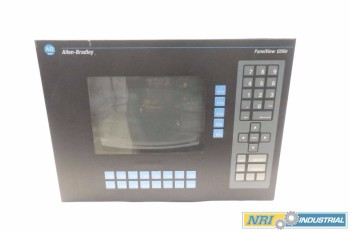 ALLEN BRADLEY PANELVIEW 1200E INTERFACE PANEL
