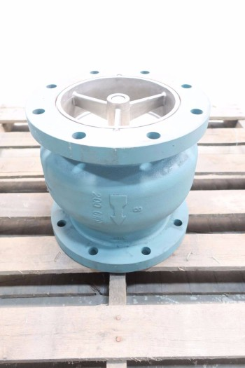METRAFLEX 8IN CL125 IRON CHECK VALVE