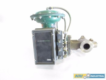 FISHER V200 1-1/2 IN CL600 STAINLESS CONTROL VALVE