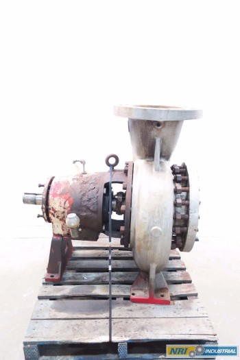 GOULDS 3175L 12X14-18 STAINLESS CENTRIFUGAL PUMP