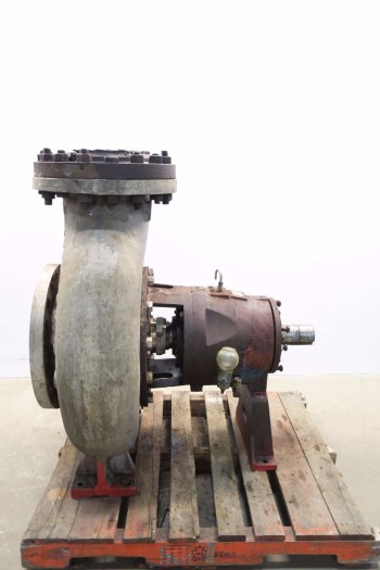 GOULDS 3175 12X14 STAINLESS CENTRIFUGAL PUMP