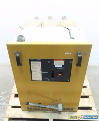 MERLIN GERIN FG 2 FLUARC CIRCUIT BREAKER SWITCHGEAR