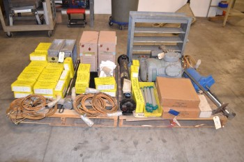 2 PALLETS OF ASSORTED HEATING AND COOLING