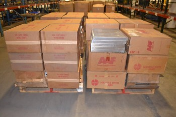 4 PALLETS OF ASSORTED AAF PNEUMATIC FILTER ELEMENTS