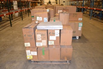 5 PALLETS OF ASSORTED PNEUMATIC FILTER ELEMENTS