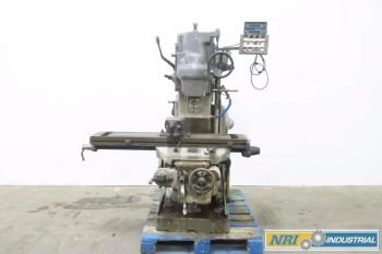 KEARNEY TRECKER MODEL H NO 2 VERTICAL MILLING MACHINERY