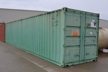 STANDARD HEIGHT 40\' CONTAINER, 67200 LB CAPACITY