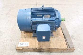 SIEMENS R6ZPSDB 150HP 460V-AC 1785RPM 445TS