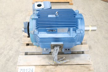 SIEMENS RGZZESD 100HP 460V-AC 1780RPM 405T