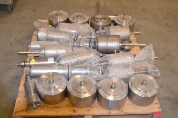 1 PALLET OF ASSORTED GEA TOCHENHAGEN REPLACEMENT PARTS